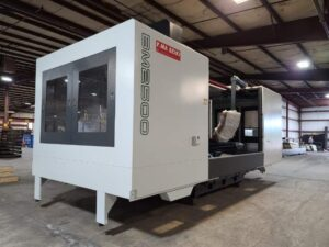 New CNC Machine